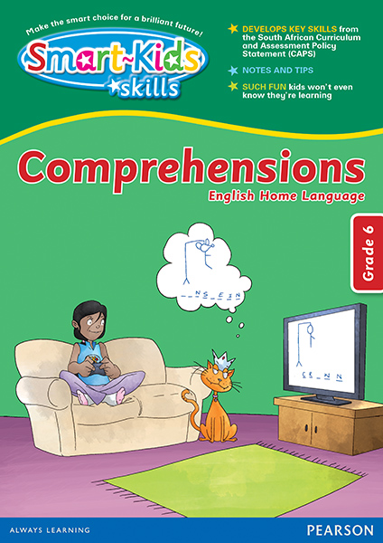 Grade 6 english comprehension worksheets south africa