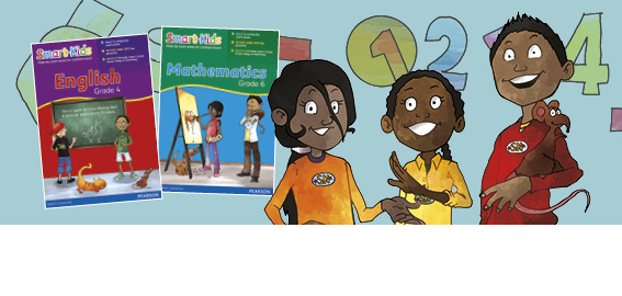 Let the Smart-Kids help to develop your child's Mathematics skills.