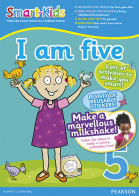 Smart-Kids I am five