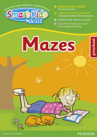 Smart-Kids Preschool Skills Mazes
