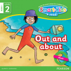 Smart-Kids Read! Level 2 Book 1 Out and about
