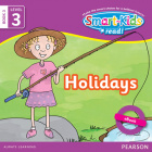 Smart-Kids Read! Level 3 Book 3 Holidays