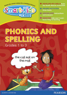 Smart-Kids Skills Phonics and spelling Grades 1-3
