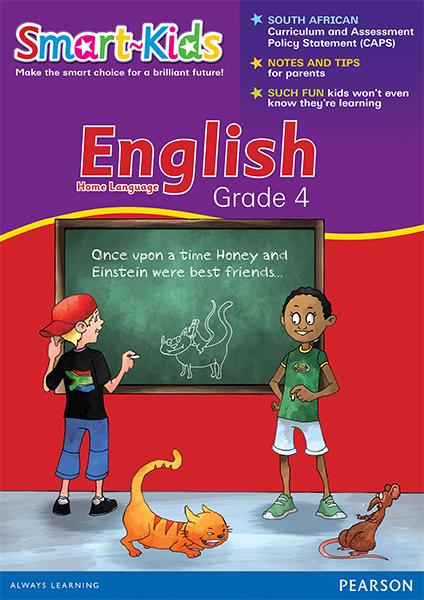Smart-Kids English Grade 4 Workbook   Smartkids