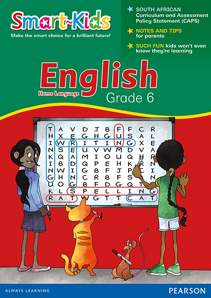Smart-Kids English Grade 6 Workbook | Smartkids