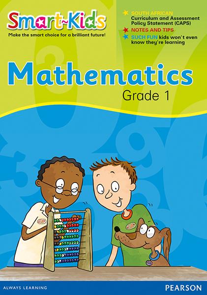 Smart-Kids Mathematics Grade 1 Workbook | Smartkids