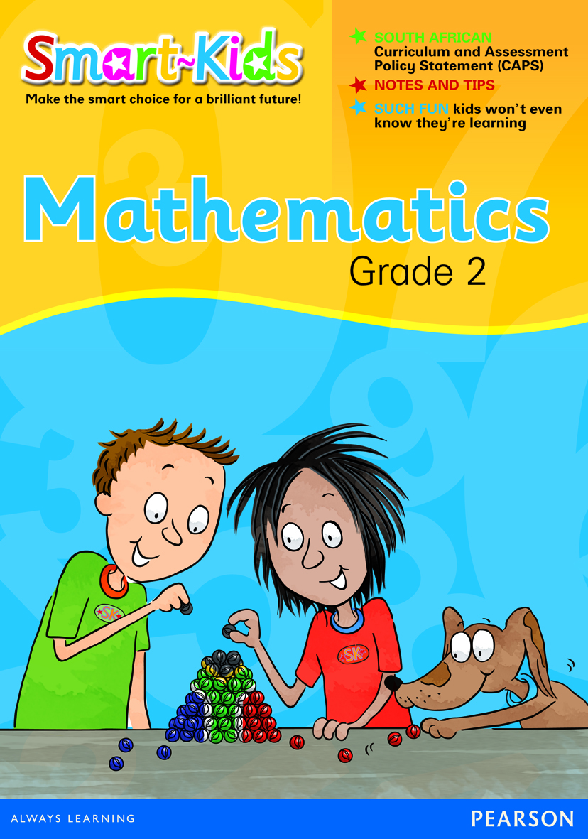 Smart-Kids Mathematics Grade 2 WB | Smartkids