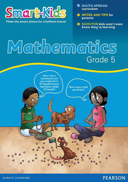 Smart-Kids Mathematics Grade 5 Workbook | Smartkids