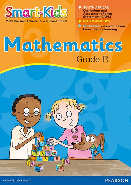 Smart-Kids Mathematics Grade R Workbook | Smartkids