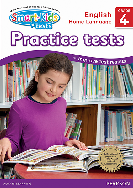 Smart-Kids Practice tests English Home Language Grade 4 | Smartkids