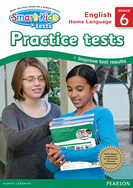 Smart-Kids Practice tests English Home Language Grade 6 | Smartkids