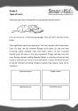 Grade 5 English Worksheet: Types of nouns