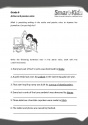 Grade 6 English Worksheet: Active and Passive Voice