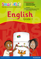 Smart Kids Grade 1 English Workbook