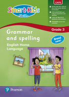 Smart-Kids Grammar and Spelling Grade 3 Skills Book