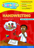 Smart-Kids Skills Handwriting Grades 1-3