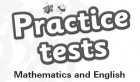 Smart-Kids Practice tests for Mathematics and English