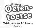 Slimkoppe Oefentoets Graad 3 Afrikaans Huistaal met Antwoorde