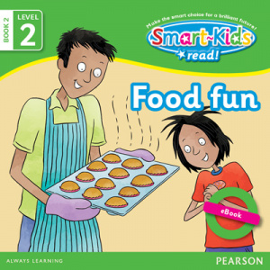 Smart-Kids Read! Level 2 Book 2 Story 1